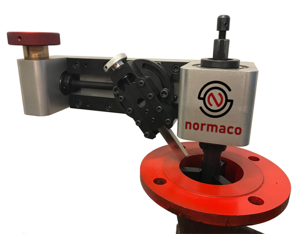 Normaco Manual Facer