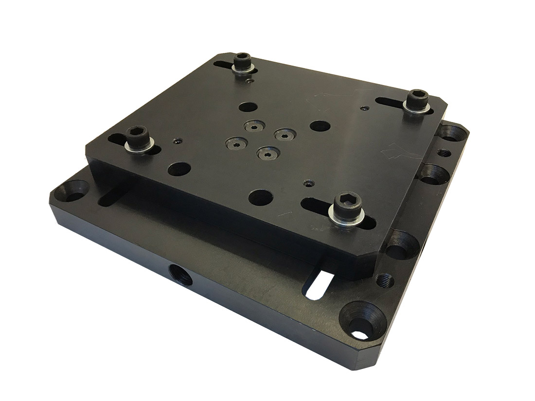 Normaco Adjustable Drill Mounting Plate