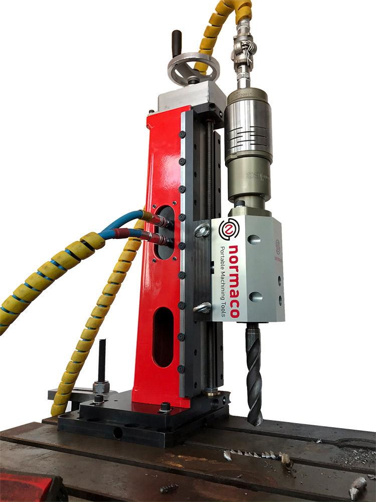 Normaco Portable drill