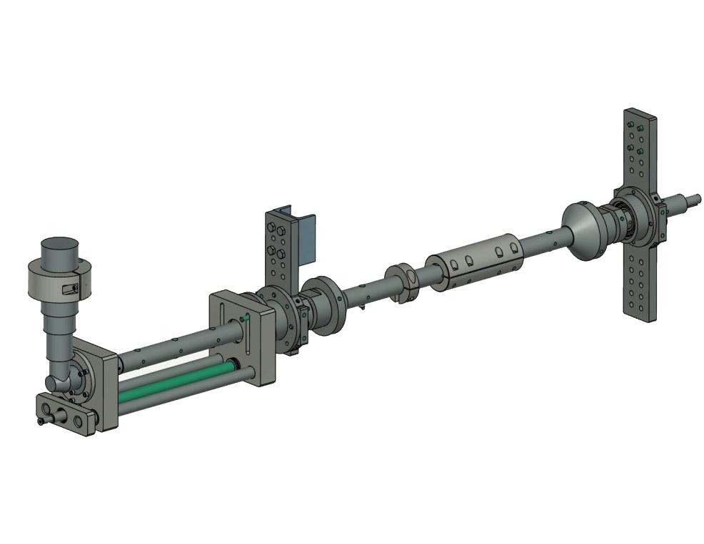 Normaco Line Boring machine